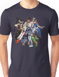 Street Figher X Gamer Geek Nation Unisex T-Shirt