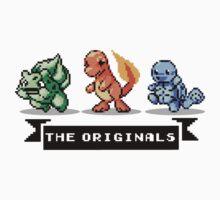 The Original Starters by Jordan Bender