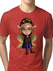Fairy Aviator Tri-blend T-Shirt