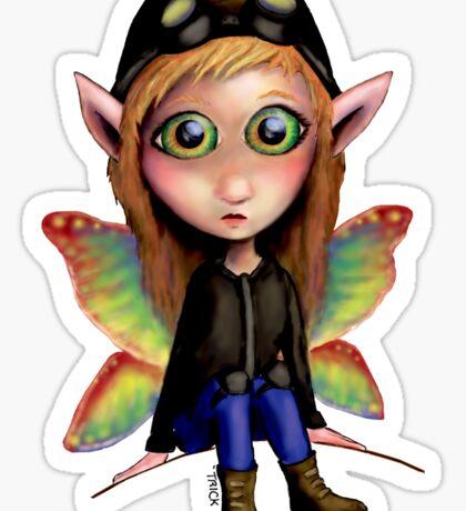 Fairy Aviator Sticker