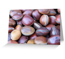 African seeds Greeting Card
