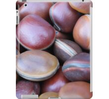 African seeds iPad Case/Skin