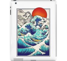 Asian Tides iPad Case/Skin