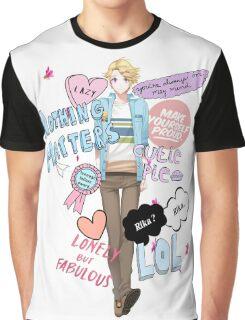 Cutie Butt Yoosung Graphic T-Shirt