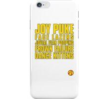 The Pre Sequel - Summerized  iPhone Case/Skin