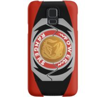 Red Morpher Galaxy Case Samsung Galaxy Case/Skin