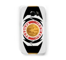 White Morpher Galaxy Case Samsung Galaxy Case/Skin