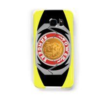 Yellow Morpher Galaxy Case Samsung Galaxy Case/Skin