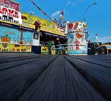 Coney Island by Stephen Burke