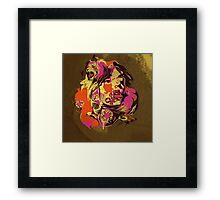 Living Things - Ahead of the Lions Framed Print