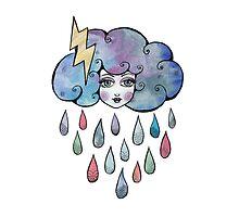 Stormy Lady Lightning Bolt by sonispeight