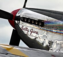 Betty Jane by reindeer