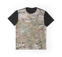 Camo multicam Graphic T-Shirt