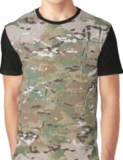 Camo multicam Graphic T-Shirt