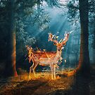 The Deer by hotamr