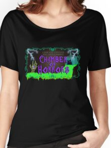 """""""I Saw And Survived"""" Chamber Of Horrors Women's Relaxed Fit T-Shirt"""