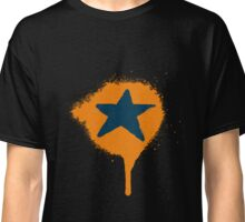 Lazy Stars - Tangerine  ->>  Blueberry Classic T-Shirt