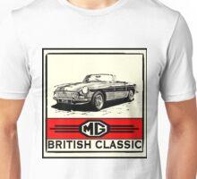British MG Classic Unisex T-Shirt
