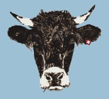 swiss-cow T-Shirt