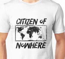 Citizen of Nowhere - v3 Unisex T-Shirt