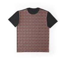 sampler abstract photography reds, browns Graphic T-Shirt