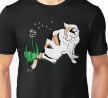 Tinkerbell and Dandelion Unisex T-Shirt