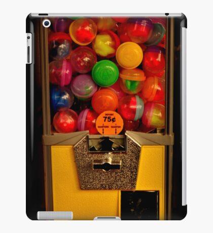 Gumball Machine Yellow - Series - Iconic New York City iPad Case/Skin