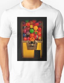 Gumball Machine Yellow - Series - Iconic New York City T-Shirt