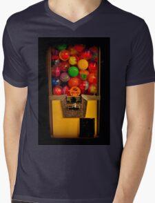 Gumball Machine Yellow - Series - Iconic New York City Mens V-Neck T-Shirt