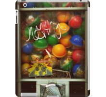 Gumball Machine Series - with Graffiti Burst - Iconic New York City iPad Case/Skin