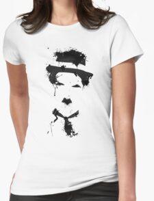 Charlie Splatman Womens Fitted T-Shirt