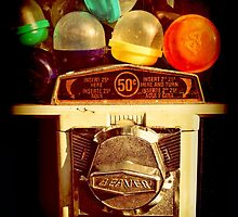 Gumball Memories 2 - Series - Iconic New York City by Miriam Danar