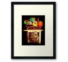 Gumball Memories 2 - Series - Iconic New York City Framed Print