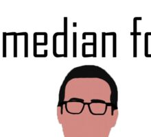 Comedian Fool Sticker