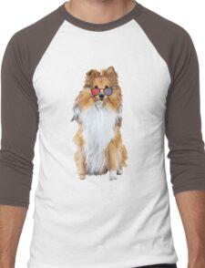 Cool Dog Men's Baseball ¾ T-Shirt