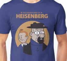 The Adventures Of Heisenberg : The Secret Of The Blue Crystal Unisex T-Shirt