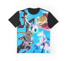 SMASH 4 | BAM! Graphic T-Shirt