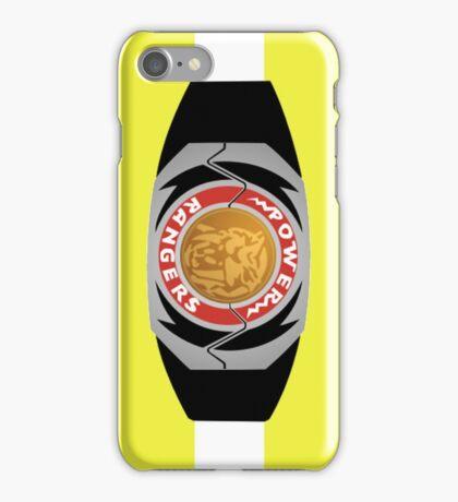 Yellow Morpher Iphone Case iPhone Case/Skin