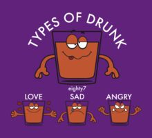Types of Drunk by Eighty7