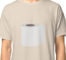 Roll of toilet paper Classic T-Shirt