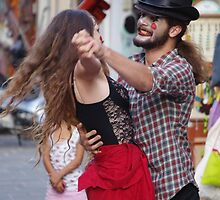 Street Theater 2 by Francis Drake