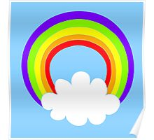 Utterly Irresistible Rainbow! Poster