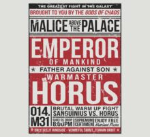 Malice Above The Palace by farfuture