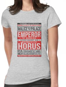 Malice Above The Palace Womens Fitted T-Shirt