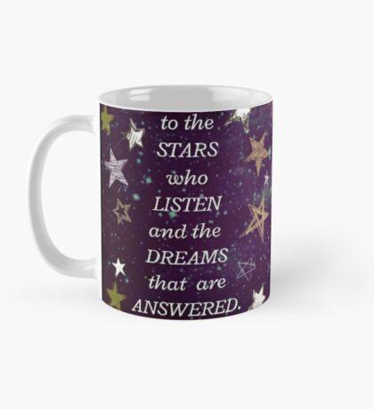 To the Stars who listen Mug