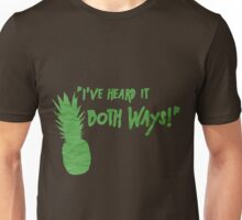 I've heard it both ways: v2.0 Unisex T-Shirt