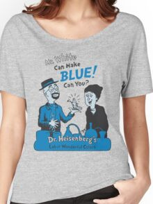 Mr. White Can Make Blue! Can You? Women's Relaxed Fit T-Shirt
