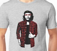 Hipster Che Guevara Unisex T-Shirt