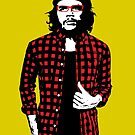 Hipster Che Guevara by monsterplanet