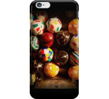 Gumball Machine in Shadow - Series - Hi-Bounce Balls - Iconic New York City iPhone Case/Skin